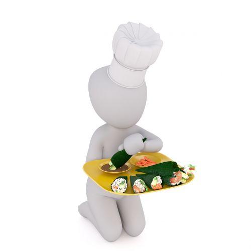 sushi cooking nigiri