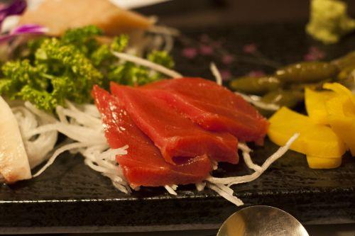 sushi tuna tuna party