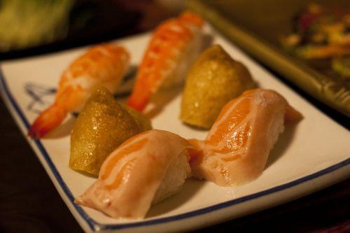 sushi fish bob