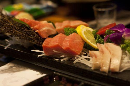 sushi time tuna
