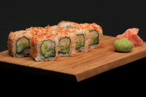 sushi maki japanese
