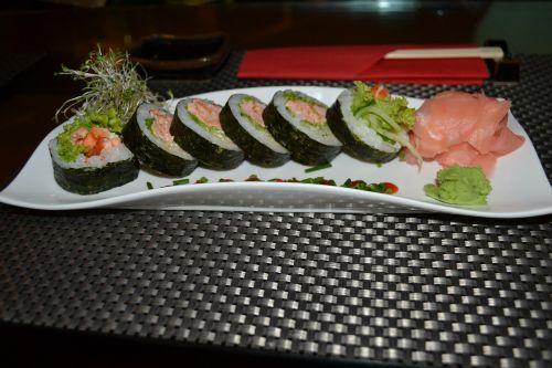 sushi japan chopsticks
