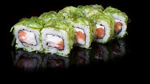 sushi japanese chinese