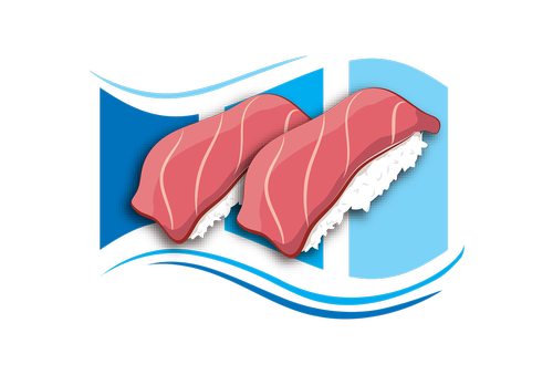 sushi  wok  clipart