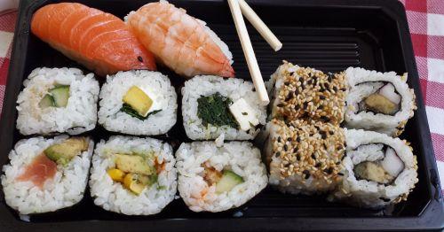 sushi sushi box asia