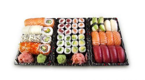 sushi set nigiri