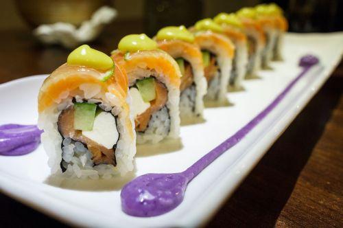sushi food taipei