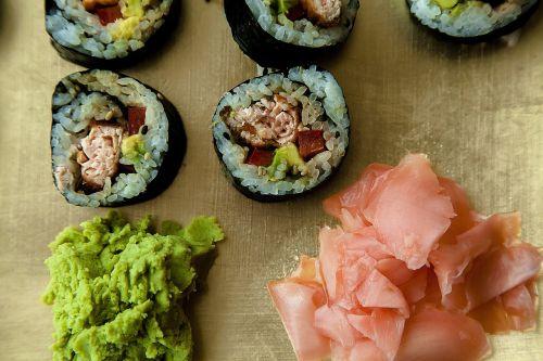 sushi seafood restaurant