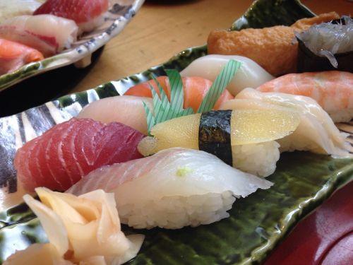 sushi,Japonija,Japonijos maistas,Japonų maistas,žuvis