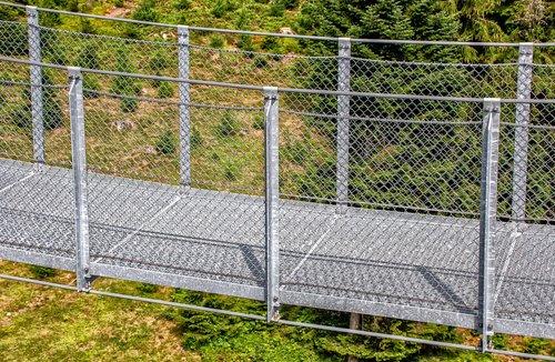 suspension bridge  technology  wire rope