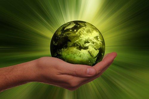 sustainability  energy  globe