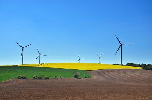 sustainable development  wind turbine  wind