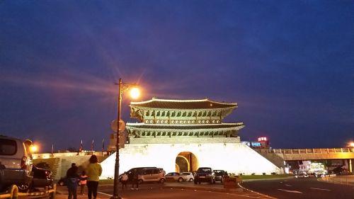 suwon castle republic of korea suwon
