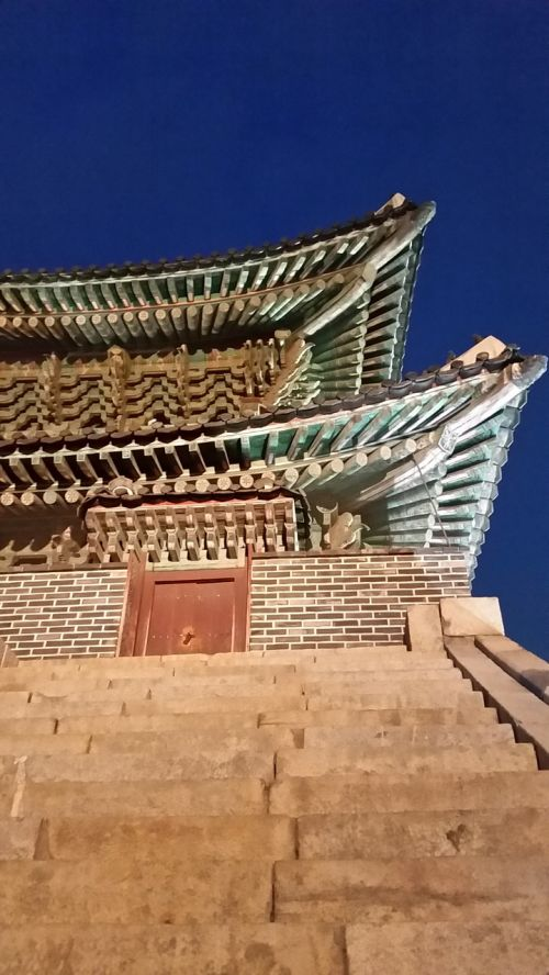 suwon castle suwon republic of korea