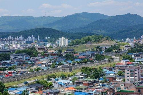 suwon hwaseong  unesco  mars