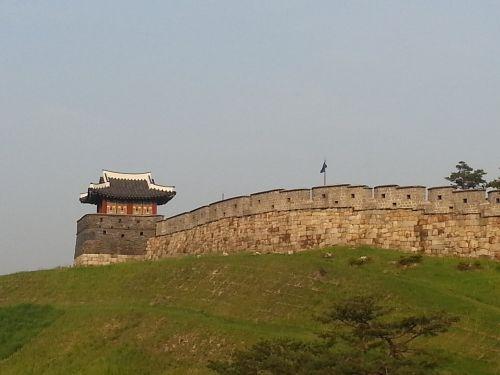 suwon hwaseong suwon castle