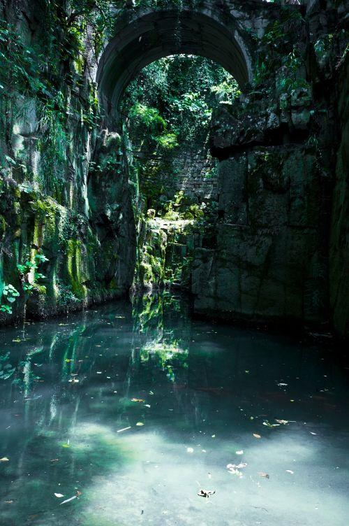 suzhou tiger hill the sword pond