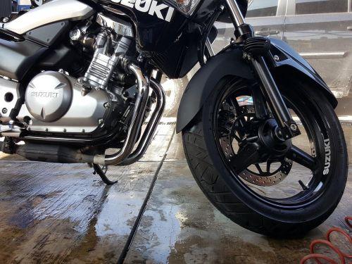 suzuki sport motorcycle