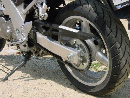 suzuki motorcycle wheel