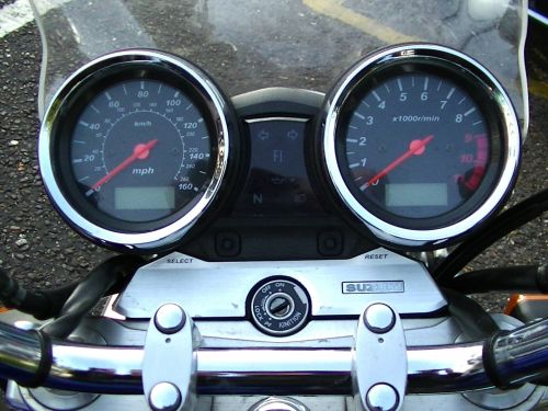 Suzuki 1400 Motorcycle Speedometer