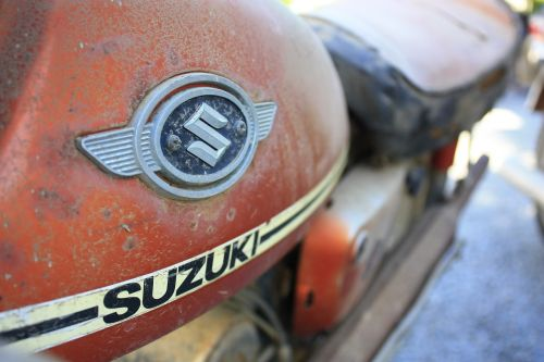 suzuki motorcycle bike