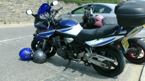 Suzuki Bandit 1200 Motorcycle