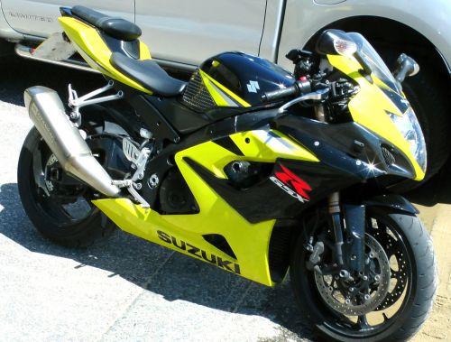 Suzuki GSXR Motorcycle