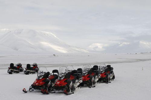 svalbard arctic outdoor
