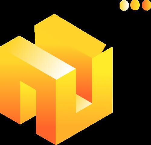 svg editable 3d cube