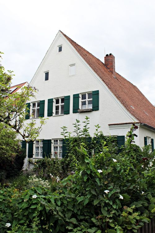 swabian farmhouse building