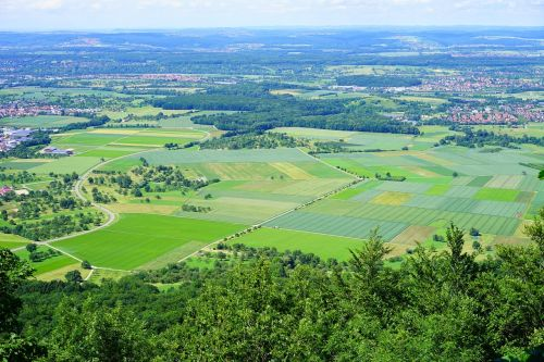 swabian alb fields management