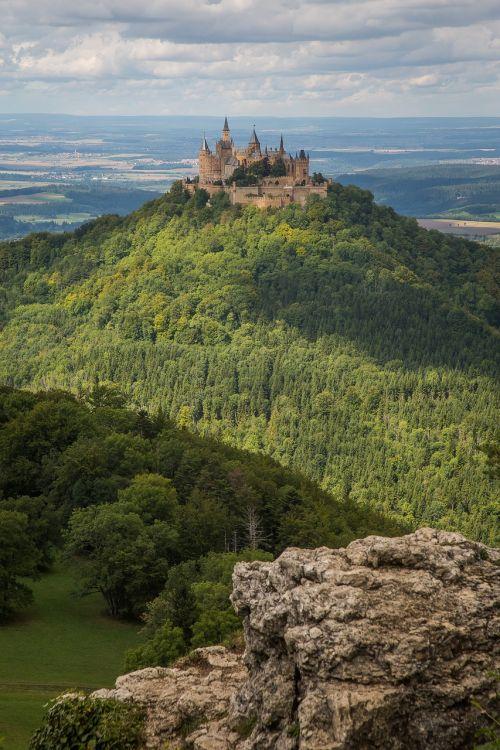 swabian alb hohenzollern hohenzollern castle