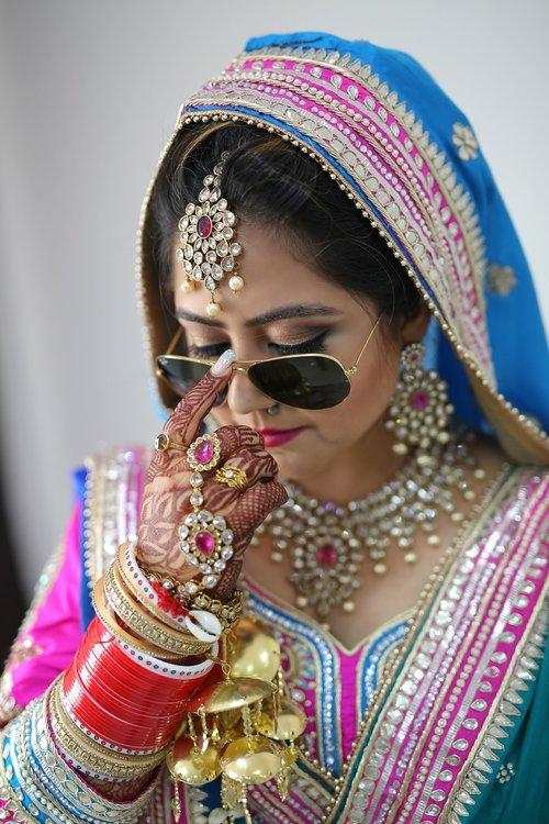 swag bride  bride  fashion
