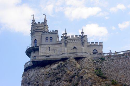 swallow's nest yalta crimea