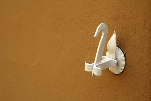 swan detail hook