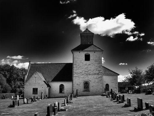 sweden church building