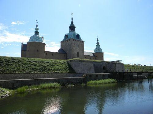 sweden castle kalmar
