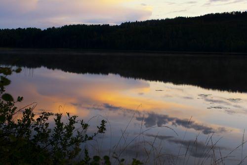 sweden more sunset