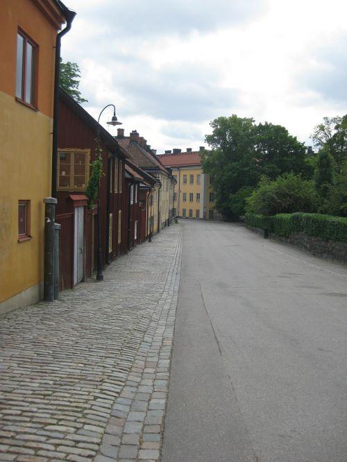 sweden stockholm summer