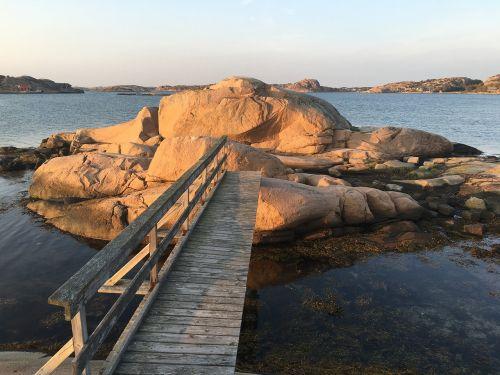 sweden hunnebostrand st george island