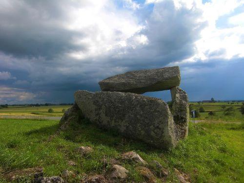 sweden neolithic grave historic