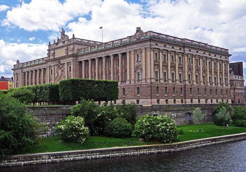 sweden reichstag parliament