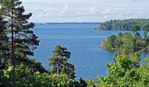 sweden mälaren lake