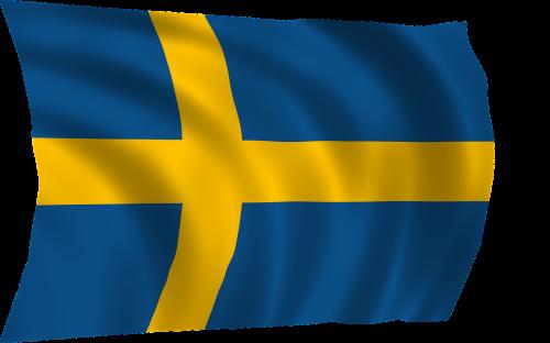 sweden flag flag national