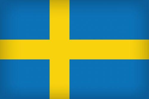 sweden flag background backdrop