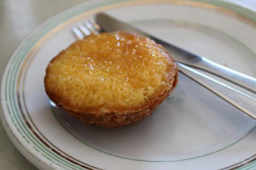 sweet cheesecake snack