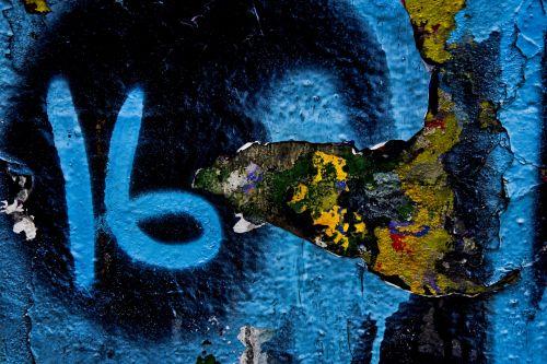 Sweet 16 Graffiti