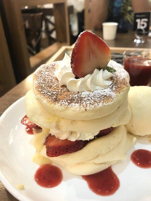 sweet  pancake  cream