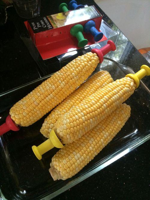 sweet corn corn on the cob grill