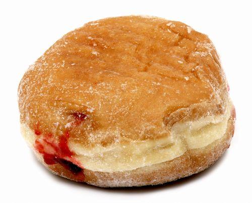 Sweet Jelly Doughnut